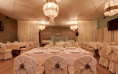 Банкетный зал ресторана Абрикос на проспекте Энгельса фото 3
