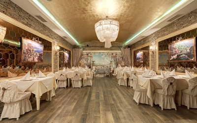 Банкетный зал ресторана Абрикос на проспекте Энгельса фото 1