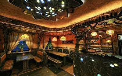 Банкетный зал бара, караоке клуба, ресторана Forrest Cafe (Форрест Кафе) на Лиговском проспекте