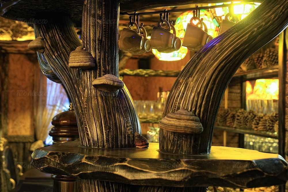 Меню бара, караоке клуба, ресторана Forrest Cafe (Форрест Кафе) на Лиговском проспекте