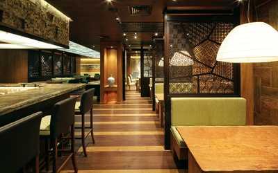 Банкетный зал ресторана Макото на Краснопресненской набережной фото 1