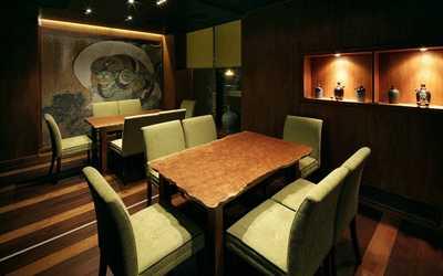 Банкетный зал ресторана Макото на Краснопресненской набережной фото 3