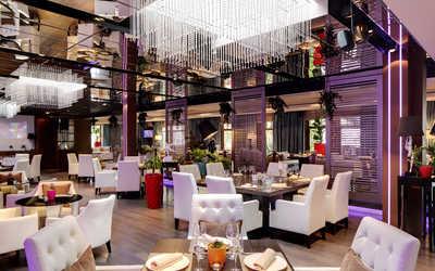 Банкетный зал ресторана Светлый в Большом Харитоньевском переулке