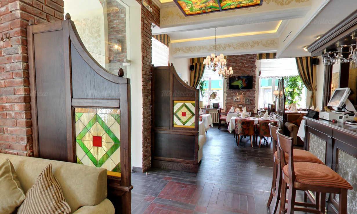 Меню ресторана Авлабар на Велозаводской улице