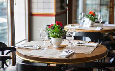 Банкетный зал ресторана Kroo Cafe (Кроо кафе) на Суворовском проспекте фото 3