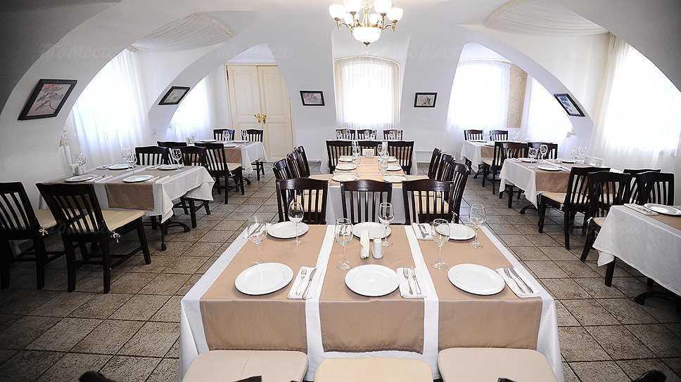 Меню ресторана Особняк (Остров Русский) на Таганской улице