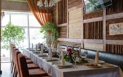 Банкетный зал ресторана Винегрет на проспекте Юрия Гагарина