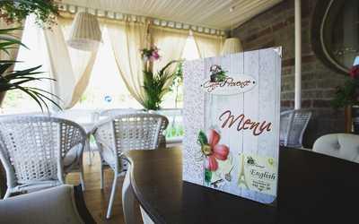 Банкетный зал кафе, ресторана Кафе Прованс (Cafe Provence) на улице Нахимовой фото 3