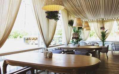 Банкетный зал кафе, ресторана Кафе Прованс (Cafe Provence) на улице Нахимовой фото 2