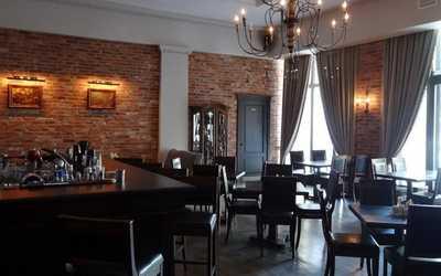 Банкетный зал кафе, ресторана Брассерия Фландрия на Малом проспекте П.С.