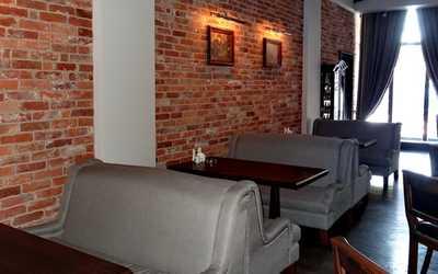Банкетный зал кафе, ресторана Брассерия Фландрия на Малом проспекте П.С. фото 2