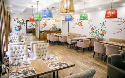Банкетный зал ресторана Нихао на Невском проспекте фото 1