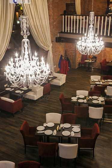 Меню ресторана Бальзамин на Мясницкой улице