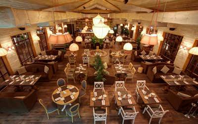 Банкетный зал ресторана Villa Zималеtо (Вилла ЗимаЛето) на Южной дороге фото 3