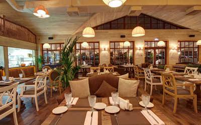 Банкетный зал ресторана Villa Zималеtо (Вилла ЗимаЛето) на Южной дороге фото 2