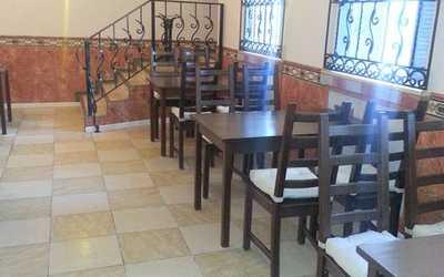 Банкетный зал кафе Сиена на улице Лизы Чайкиной