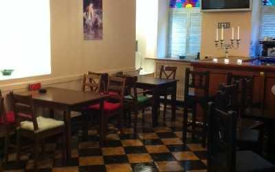 Банкетный зал кафе Сиена на улице Лизы Чайкиной фото 1