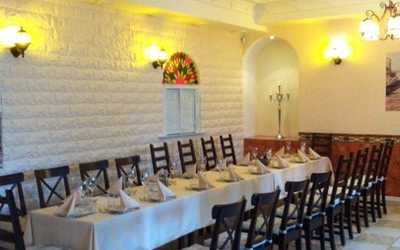 Банкетный зал кафе Сиена на улице Лизы Чайкиной фото 3
