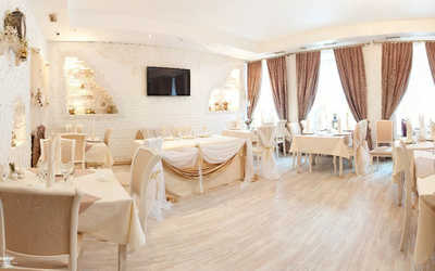Банкетный зал ресторана Золотой Гранат на Старо-Петергофском проспекте фото 1