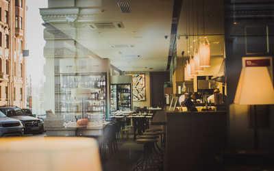 Банкетный зал ресторана Пробка на Добролюбова (Probka) на проспекте Добролюбова