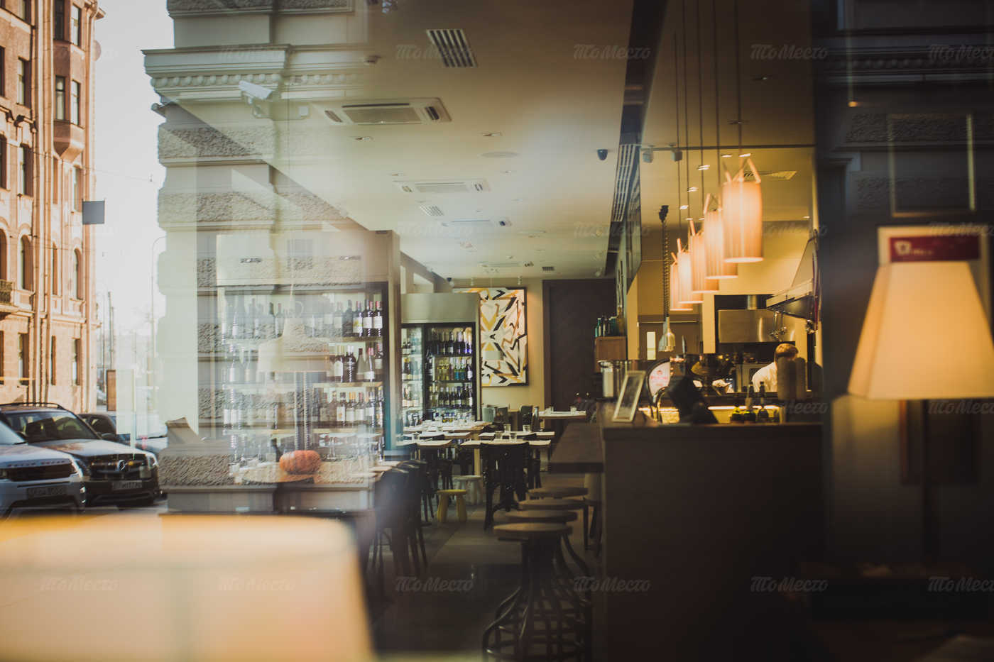 Меню ресторана Пробка на Добролюбова (Probka) на проспекте Добролюбова