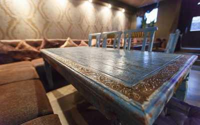 Банкетный зал бара Шишки на Кирочной улице