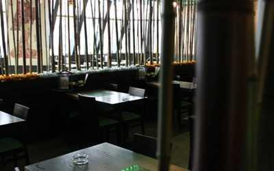 Банкетный зал ресторана Кензо на улице Лескова