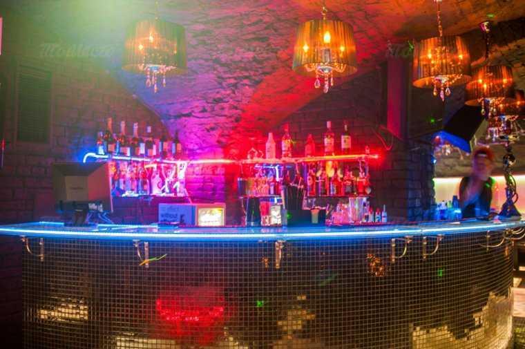 Меню бара MED Bar (Мед бар) в Китайгородском проезде