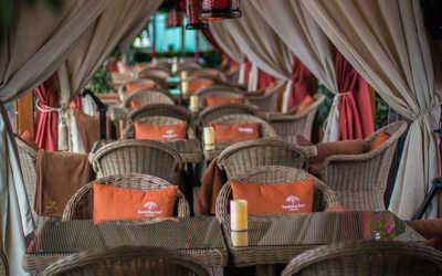 Банкетный зал ресторана Будда бар (Buddha Bar) на Цветном бульваре фото 3