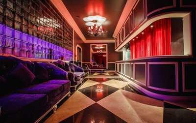 Банкетный зал бара, ночного клуба Чапаев (Chapaev Bar) на 2-й Звенигородской улице фото 1