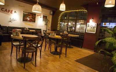 Банкетный зал кафе Any Pasta на Большой Пушкарской улице фото 3
