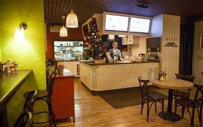 Банкетный зал кафе Any Pasta на Большой Пушкарской улице фото 2