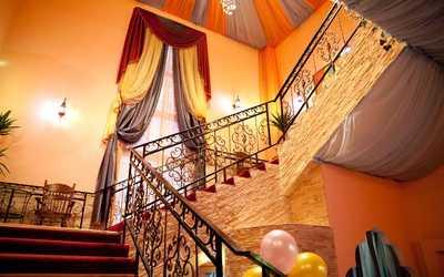Банкетный зал ресторана Магия Востока на проспекте Испытателей фото 2