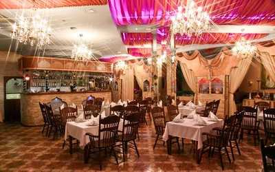 Банкетный зал ресторана Магия Востока на проспекте Испытателей