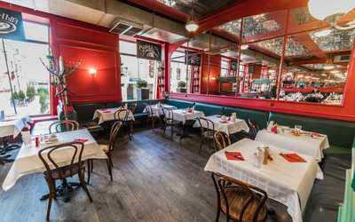 Банкетный зал кафе Жан-Жак Руссо на улице Маросейка фото 3