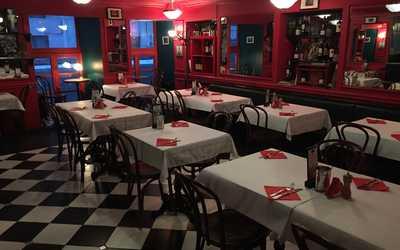 Банкетный зал кафе Жан-Жак в Столешниковом переулке фото 3
