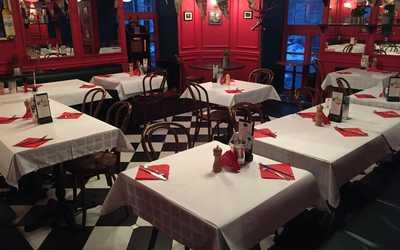Банкетный зал кафе Жан-Жак в Столешниковом переулке фото 2