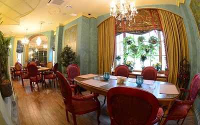 Банкетный зал ресторана Европейский (бывш. Синяя птица) на улице Генерала Белобородова
