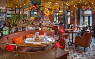 Банкетный зал ресторана Пряности & радости на Цветном бульваре