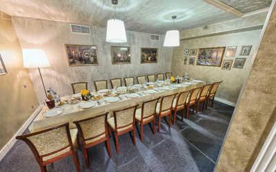 Банкетный зал ресторана АбсолютЪ на Сормовском шоссе фото 3