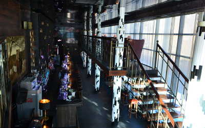 Банкетный зал бара Берёзка (Berezka Bar) на Большой Покровской улице фото 1