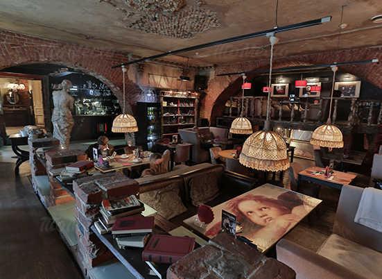 Меню кафе Безухов (Беzухов) на Рождественской улице