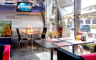 Банкетный зал кафе, ночного клуба Gagarin (Гагарин) на Молодежном проспекте