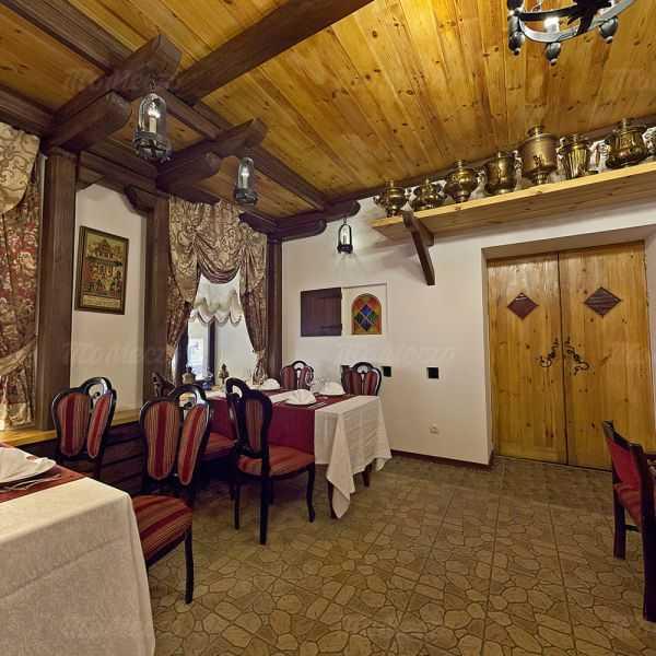 Меню ресторана Виталич на Большой Покровской улице