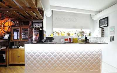 Банкетный зал кафе Молоко Чердак (MOLOKO ЧЕРDAK) на Алексеевской улице