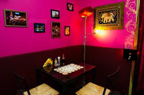 Меню кафе Мамаша Чанг на Рождественской улице