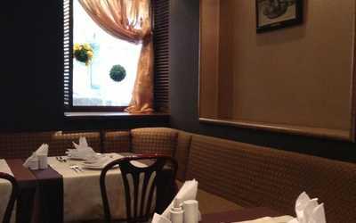 Банкетный зал кафе Мишель на Большой Покровской улице