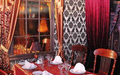 Банкетный зал ресторана Мечта на проспекте Гагарина