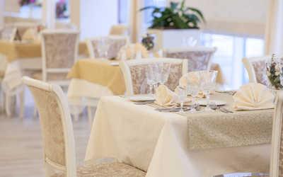 Банкетный зал ресторана Ока на проспекте Гагарина фото 2