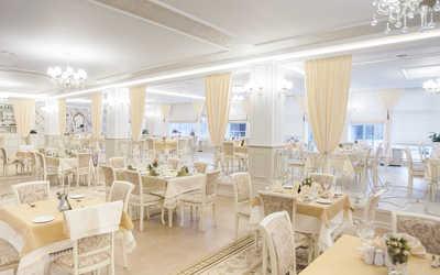 Банкетный зал ресторана Ока на проспекте Гагарина фото 1